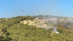 Turizmciler yanan beldelere rezervasyonların iptal edilmemesini istiyor