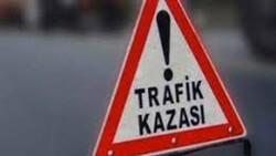 Uşak'ta otobüs şarampole yuvarlandı: 30 yaralı