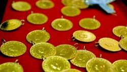 Çeyrek altın 784 lira