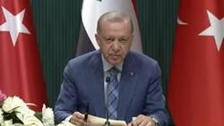 Cumhurbaşkanı Erdoğan'dan Sudan Devlet Başkanı ile ortak açıklama