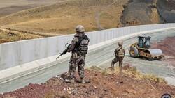 Van'ın İran sınırında 69 bin 156 göçmenin kaçak geçişi engellendi