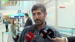 Afganistan'dan tahliye edilen Türkler, yaşadıklarını anlattı