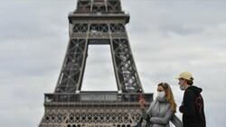 Fransa'da son 24 saatte 28 bin 114 yeni vaka