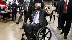 ABD'de maske zorunluluğunu yasaklayan Teksas Valisi koronaya yakalandı