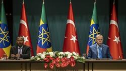 Cumhurbaşkanı Erdoğan ile Etiyopya Başbakanı'ndan ortak açıklama