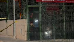 İzmir'deki halı sahada kavga: Polislerle çatıştılar