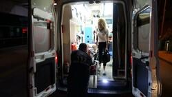 Karabük'te minibüs kamyonete çarptı: 7 yaralı