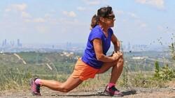 Ultra maratoncu Bakiye Duran, 62 yaşında 300 kilometre koşacak