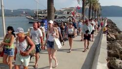 Temmuz ayında Türkiye'yi ziyaret eden yabancı sayısı rekor kırdı