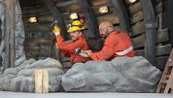 Madenlerdeki iş güvenliği tiyatro ile anlatılıyor