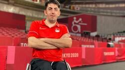 Tokyo Paralimpik Oyunları'nda Abdullah Öztürk finalde