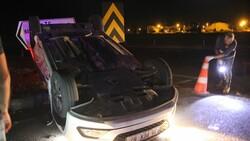 Sivas'ta kaza: 8 yaralı