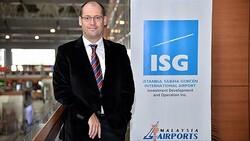 Sabiha Gökçen Havalimanı İşletmecisi İSG üst yöneticiliğine atama