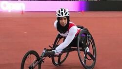 Milli atlet Zübeyde Süpürgeci, Paralimpik Oyunlar'da finalde