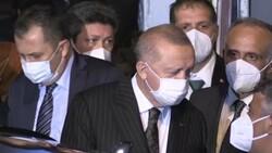 Cumhurbaşkanı Recep Tayyip Erdoğan Güneysu'da