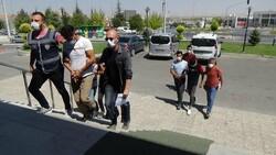 Karaman'da suç makinesi 3 şüpheli, operasyonla yakalandı