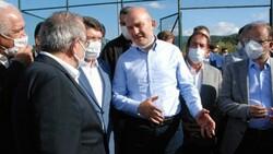 Bakan Soylu: Sel afetinin bilançosu 3.5 milyon lira