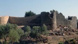 Muğla'nın Ula ilçesindeki kale surları 10 ayda ortaya çıktı
