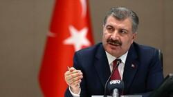 Fahrettin Koca: Konya 'mavi', Muş 'sarı' oldu