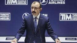 Mehmet Muş: Hedef ihraç mallarının en hızlı sürede hedefine ulaşmasını sağlamak