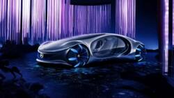 Mercedes, göz hareketi ile araç kontrolü teknolojisini tanıttı