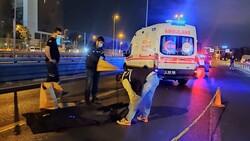 İstanbul'da motosiklet makas atarken kaza yaptı: 2 ölü