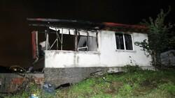 Sakarya'da bir kişi tek katlı evde yanarak can verdi
