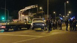 Zonguldak'ta zincirleme kaza meydana geldi