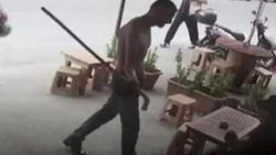 Beykoz'da engellileri darbeden sanık: Büyük terbiyesizlik yapmışım
