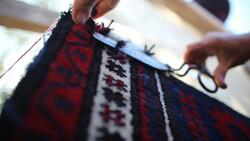 Balıkesir'de Yağcıbedir halıları modaya uyarlandı