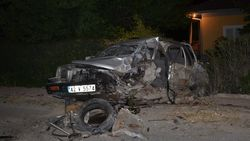 Konya'da hafif ticari araçla kamyonet çarpıştı: 1 ölü