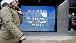 İngiltere'de tüketici fiyatları arttı