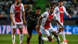 Sporting Lizbon Ajax'a 1-5 mağlup oldu