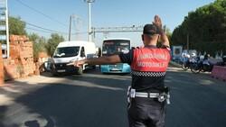 Manisa'da jandarma ekipleri dolmuşlara yönelik denetim gerçekleştirdi