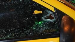 Malatya'da husumetli olduğu arkadaşına taksinin içinde ateş açtı