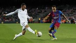 Barcelona son dakikada attığı golle beraberliğe razı oldu
