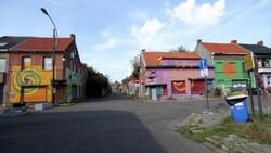 Belçika'nın hayalet kasabası Doel'de 20 kişi yaşıyor