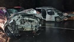 Ardahan'da iki araç çarpıştı: 7 yaralı