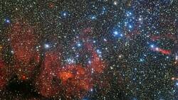 Hubble, Samanyolu'nun kalbindeki yıldız kümesini görüntüledi