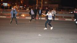 Malatya'da ifade vermeye götürülürken kaçan kişi biber gazı ile durduruldu
