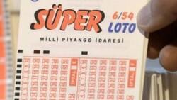 MPİ 28 Eylül 2021 Süper Loto sonuçları: Süper Loto bilet sorgulama ekranı