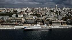 Galataport İstanbul ilk yolcu gemisi ağırlıyor