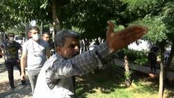 Diyarbakır'da evlat hasreti çeken aileler İHD'ye tepki gösterdi