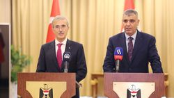 İsmail Demir: Irak'ın barış ve istikrarı konusunda atılan adımları destekliyoruz