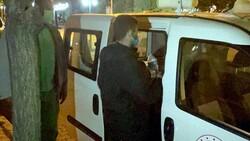 Kırıkkale'de karantinayı ihlal ederek bekçiden kaçan kişi, polise yakalandı