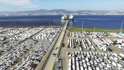 Otomotiv endüstrisi eylülde 2.5 milyar dolarlık ihracat yaptı