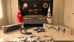 Süleyman Soylu: Van Başkale'de 753 paket eroin ele geçirildi