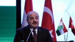 Mustafa Varank: Hedefimiz Tacikistan ile 1 milyar dolarlık ticaret hacmi