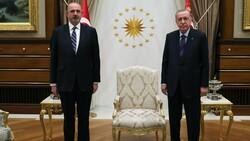 Avustralya'nın Ankara Büyükelçisi'nden Cumhurbaşkanı Erdoğan'a güven mektubu
