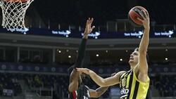 Fenerbahçe EuroLeague'de Kazan'ı farklı yendi